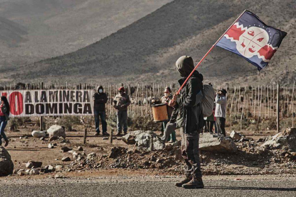 nueva mina de cobre chileno